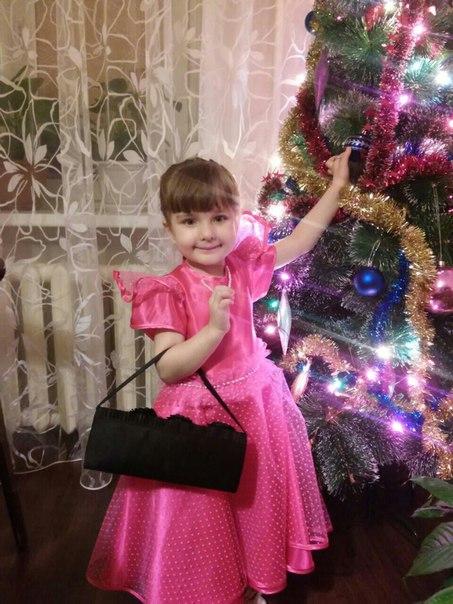 Платье -зефир