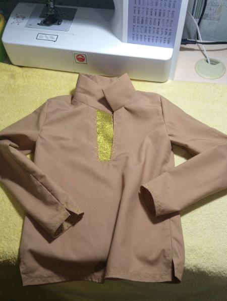 рубашка Ивана-царевича