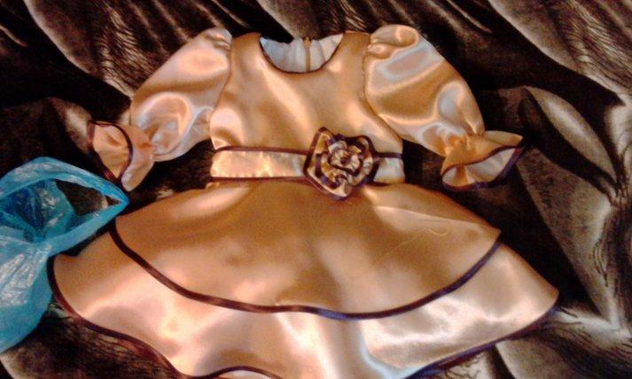 Платье р.86