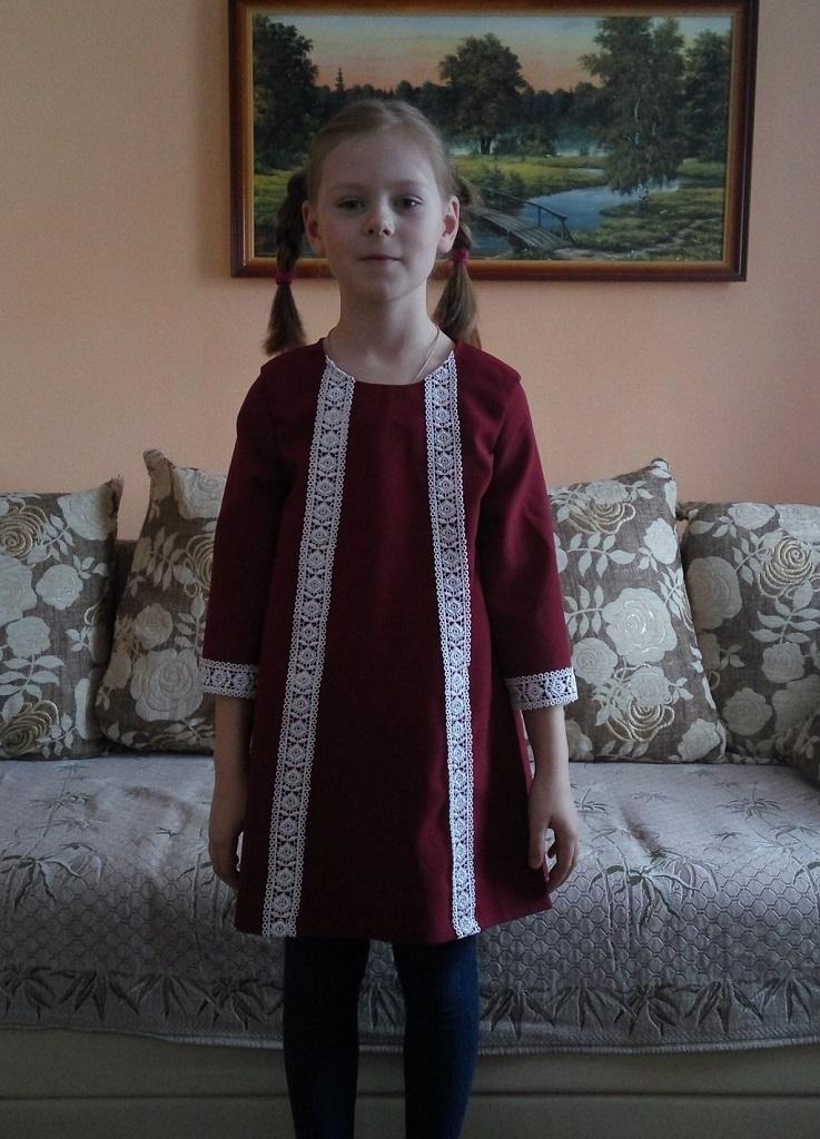 Платье для сестры