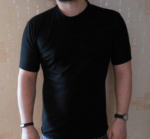 Первая футболка)