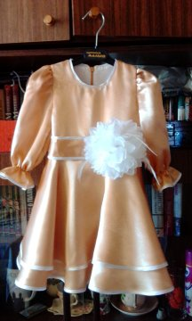 Платье р.92