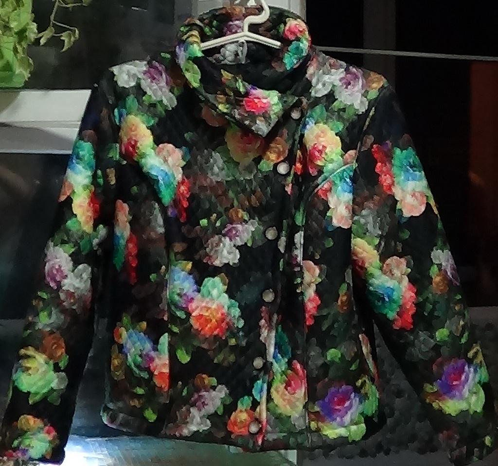 Куртка, которой больше нет…