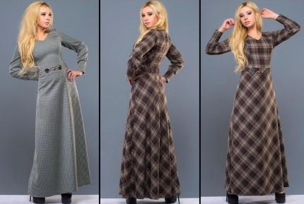 платья выкройки 42 размера