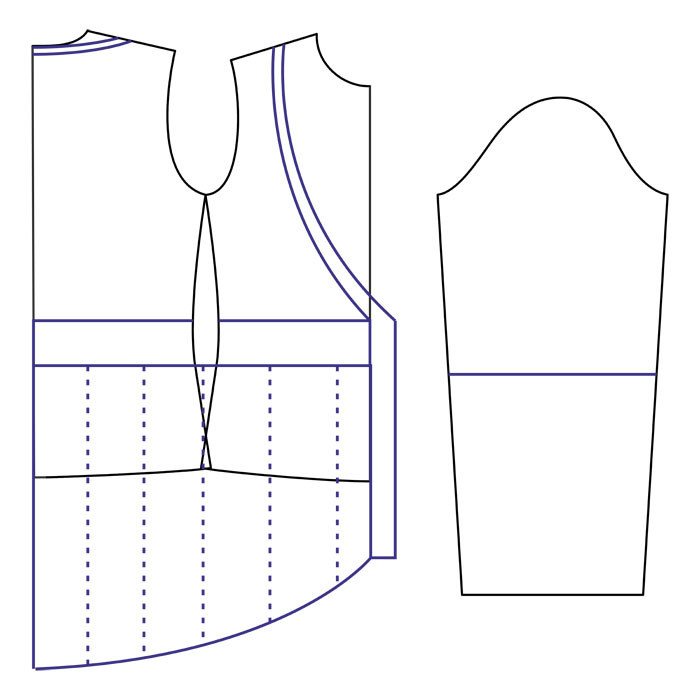 Модели вязания на спицах из тонких ниток