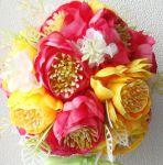 Мастер-класс: цветочный топиарий