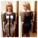 Мастер-класс: шьем платье