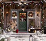Как украсить дом к Новому 2015 году