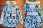 Мастер-класс: куртка для девочки
