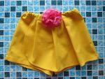 Мастер-класс: юбка-шорты для девочки