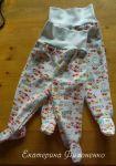Ползунки на малыша