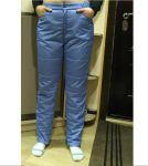 Мастер-класс: женские утепленные брюки