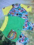 Трикотажные костюмчики для мальчика в сад