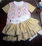 Мастер-класс: шорты-юбка с рюшами