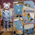 Пижамка для дочи