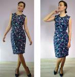 Мастер-класс: платье с узлом